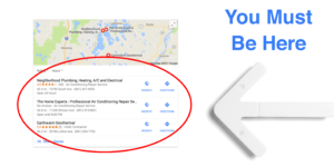 Google Maps, SEO, Google My Business, Online Marketing, Free Website