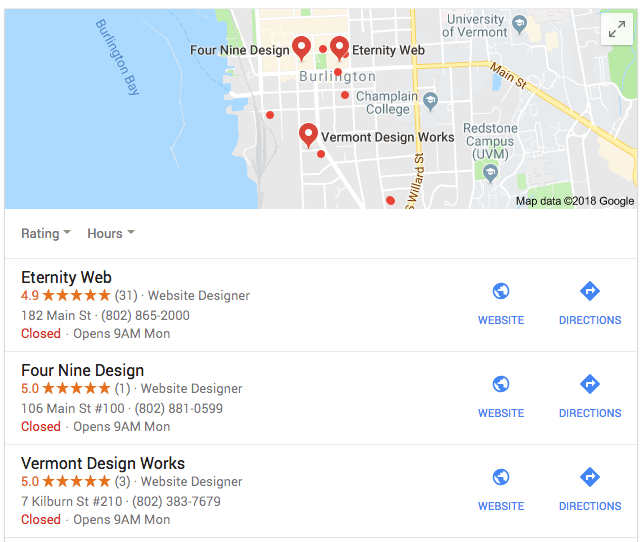 Rank High on Google