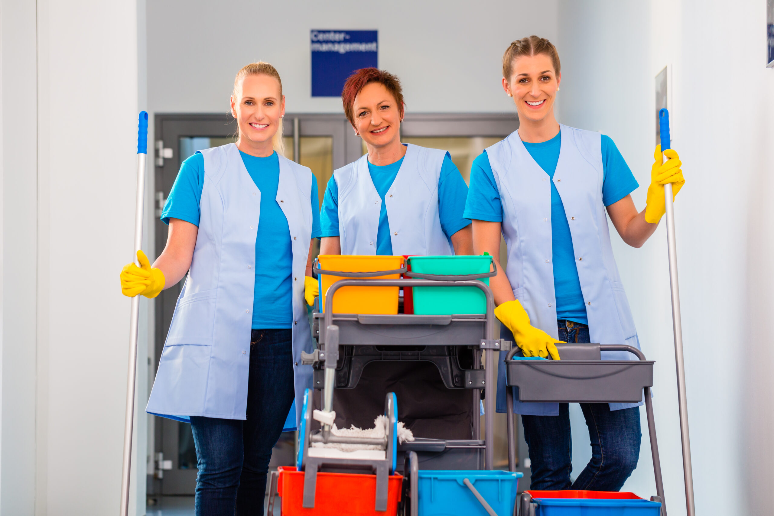 Cleaning Services Marketing